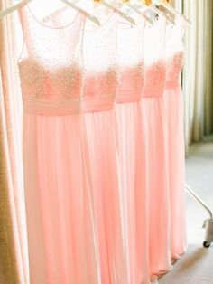 Free shipping, $104.72/Piece:buy wholesale Blush Pink Bridesmaids Dress Cheap Sheer Beaded Jewel A Line Chiffon Bridesmaid Gowns Women Formal Wedding Brides Maid Dresses Long 2015 Hot from DHgate.com,get worldwide delivery and buyer protection service.