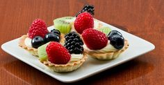 These tarts are tasty crowd-pleasers that are sure to impress.