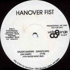 "Hanover Fist - Razor Garden (Dance Mix): buy 12"", Single, #HanoverFist #SynthPop"