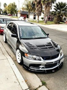 I liiiikkkkeee it 🤩 Tuner Cars, Jdm Cars, Evo 8, Mitsubishi Motors, Mc Laren, Mitsubishi Lancer Evolution, Drifting Cars, Audi, Car Tuning