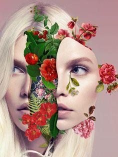Couper-coller : le collage qui fait fleurir les célébrités