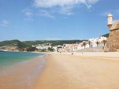 Roadtrip durch Portugal : Costa da Caparica bis Sesimbra