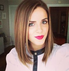 2014+medium+Hair+Styles+For+Women+Over+40 | Medium Length Bob Hairstyles for Women by linda.buoro