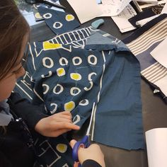 We always try and use upcycled material or materials from charity shops in our classes. Teaching children about reusing over buying new Sewing Classes For Beginners, Charity Shop, Craft Corner, Teaching Kids, Reuse, Arts And Crafts, Shops, Children, Young Children