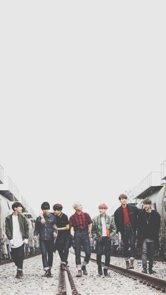 BTS || I NEED U || wallpaper for phone
