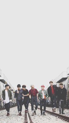 BTS || I NEED U || wallpaper for phone