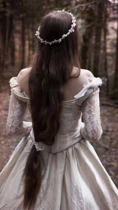 New Wedding Dresses Princess Fairy Tales Beautiful 28 Ideas Queen Aesthetic, Princess Aesthetic, Vintage Princess, Fantasy Photography, Fantasy Dress, Belle Photo, Fairy Tales, Long Hair Styles, Bride