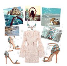 """SUMMER SELFIE.......dress!!!"" by maryanacoolstyles ❤ liked on Polyvore featuring GEDEBE and Siman Tu"