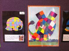 Elmer the Elephant ICT activity