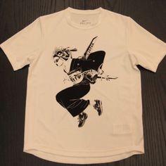 Samurai Girl in Nike