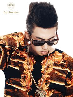 Rap Monster (BTS)