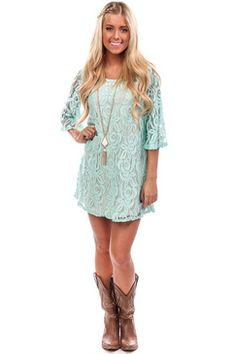 "Search Results for ""dress"" Rustic Outfits, Floral Lace Dress, Fabulous Dresses, Fashion Addict, Style Me, Fashion Photography, Summer Outfits, Lush, Mint"