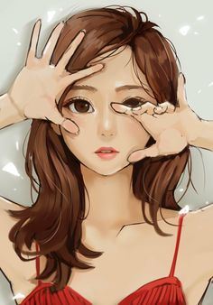 Twice Fanart, Nayeon Twice, Im Nayeon, Fan Art, Face, Anime, Author, Anime Shows, Fanart