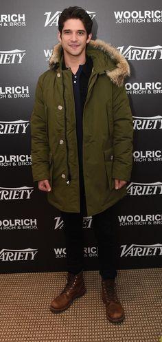 Tyler Posey at the 2016 Sundance Film Festival