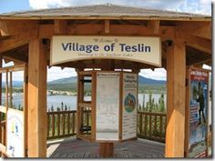 We stopped briefly in the little town of Teslin to photograph the bridge across the Teslin Lake/river and to visit a small museum with memorabilia as well as historical photographs by George Johnston and a film of the Tlingit indians. Their story is a sad one, as it is for so many native people. The Canadian government in the 1930s decided to take indian elementary school-age children away from their families and educate them in boarding schools, thereby destroying the whole fabric of…