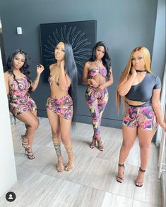 Swag Outfits For Girls, Curvy Girl Outfits, Cute Swag Outfits, Dressy Outfits, Fashion Outfits, Pretty Black Girls, Beautiful Black Women, Fine Girls, Fine Women
