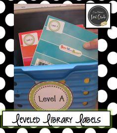 Use half address labels for levels!