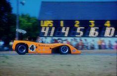 Bruce McLaren M8B 1969 Can Am