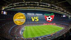 Ver Dorados de Sinaloa vs Mineros Zacatecas EN VIVO Online Ascenso MX Miercoles 23 de Noviembre 2016