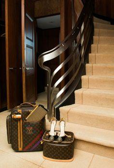 Dita Von Teeses Louis Vuitton