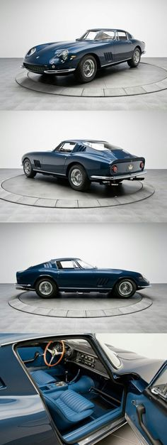 Ferrari 275 I hope the leather is original! The post Ferrari 275 I hope the leather is original! appeared first on ferrari. Classic Sports Cars, Classic Cars, Ferrari Car, Lamborghini, Bmw Cars, Ferrari 2017, Retro Cars, Vintage Cars, Sport Cars