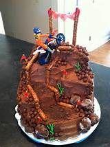 Dirt bikes, Dirt bike cakes and