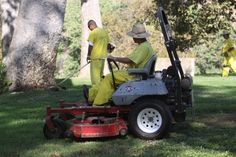 Landscaping: This growing industry offers career potential on a number of levels, and the courses train students in lawn care, irrigation, plant care, and basic landscape design.