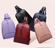 Faket Women New Fashion  Casual Backpack High Quality Women School Bag Faux Leather (scheduled via http://www.tailwindapp.com?utm_source=pinterest&utm_medium=twpin&utm_content=post11883348&utm_campaign=scheduler_attribution)