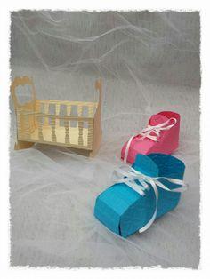 Recuerdos o decoración #BabyShower #Scrap