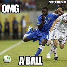 #OMG Mario #Balotelli #soccer #meme #supermario
