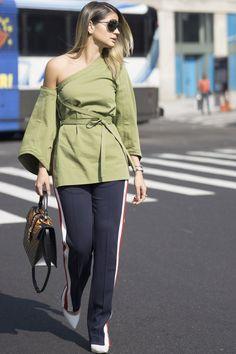 Pour Voir les Meilleurs Looks Street Style de la Fashion Week de New York, C'est Par Ici Jour 4
