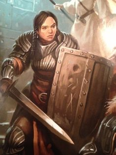 women in chainmail armor - Google Search