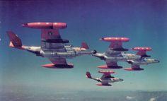 "F-89 Scorpion   истребитель-перехватчик Northrop F-89 ""Scorpion ..."