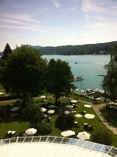 Seehotel Europa in Velden, Kärnten
