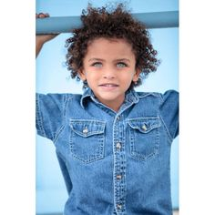 50 Cutest Kids of 2013: Watch out, Tyson Beckford. Your replacement has arrived. (via Parents.com)