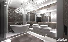 Apartment Bathroom Design, Bathroom Interior Design, Modern Bathroom Decor, Bathroom Design Small, Bathroom Goals, Rain Shower, Home Decor, Washroom, Luxury Bathrooms