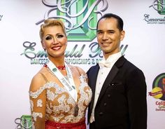 Winners Circle at the Emerald Ball, Los Angeles, 2015. With Charlene Proctor and Michael Choi. https://www.facebook.com/photo.php?fbid=10153246175979424