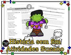 História sem fim - Atividades Adriana