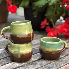 """Thanks for the kind words! ★★★★★ """"Dainty, lovely little cups! So well made. Owner is a joy to work with. Highly recommend!"""" neoclassicalgirl"""