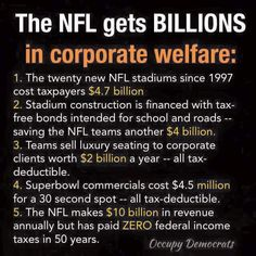 Taxpayers are paying for WTF?