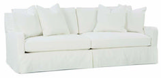 The Havens Slipcover Sofa by Rowe at Roy's Furniture Chicago is as soft as it looks. Order today to put heavenly comfort and stylish seating in your home. Norwalk Furniture, Sectional Furniture, Beach House Decor, Home Decor, Upholstered Sofa, Sleeper Sofa, Custom Furniture, Slipcovers, Love Seat