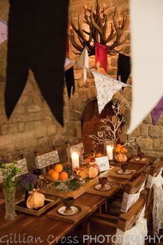 Wedding Photography in North East England: Inspirational shoot ~ A Medieval Banquet