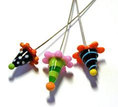 Bella Bead Jewelry  Whimsical Lampwork Glass by bellabeadjewelry