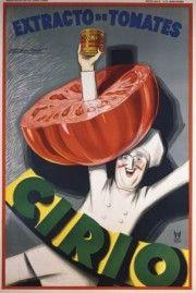 Vintage Advertising Posters | Cirio