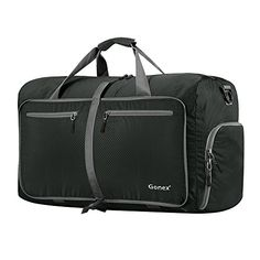 Gonex 60L Foldable Travel Duffle Bag for Luggage c084557ec8305