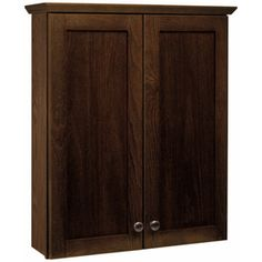 Style Selections: Ashton Storage Cabinet (29x25x7.75) Lowes $129