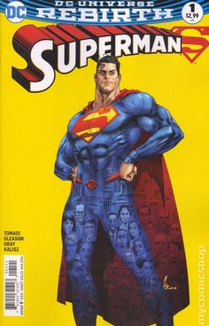 Superman (2016 4th Series) 1B