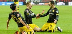 Dortmund fünf Punkte hinter Bayern: Noch wagen sie nicht zu träumen - SPIEGEL ONLINE - Nachrichten - Sport