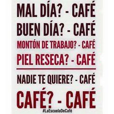 Cafè cafè cafè...