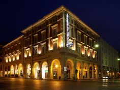 Bologna Hotel Internazionale Italy, Europe Located in Bologna City Center, Hotel Internazionale is a perfect starting point from which to explore Bologna. Both business travelers and tourists can enjoy the hotel's facilities and services. Free Wi-Fi in all rooms, 24-hour front desk, facilities for disabled guests, luggage storage, Wi-Fi in public areas are there for guest's enjoyment. Guestrooms are designed to provide an optimal level of comfort with welcoming decor and some ...